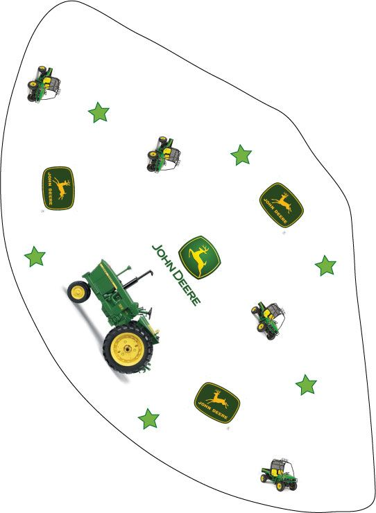 542x740 John Deere Free Printables . Party Hats, Invites And Colouring
