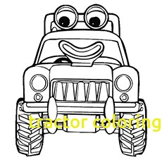 230x230 Tractor Coloring Pages John Deere Archives