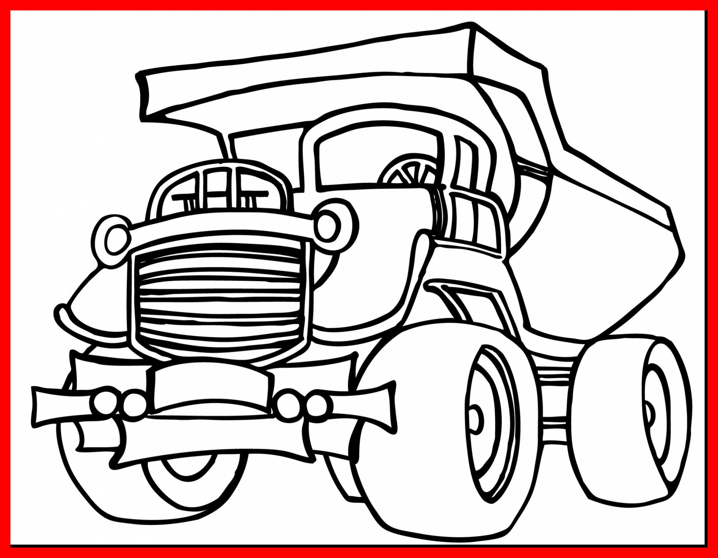 2357x1832 Astonishing Monster Truck Line Art Best Pics Of Digger Coloring