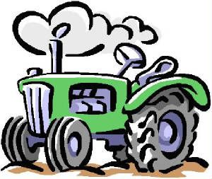 300x253 John Deere Green Tractor Clipart Free Clipart Images