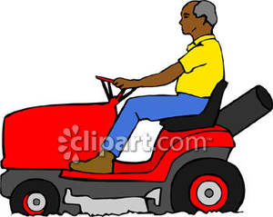 300x239 Lawn Clipart Lawn Mowing