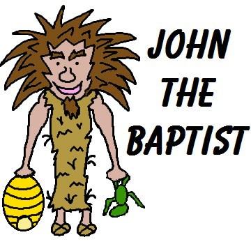 360x360 John The Baptist Clipart