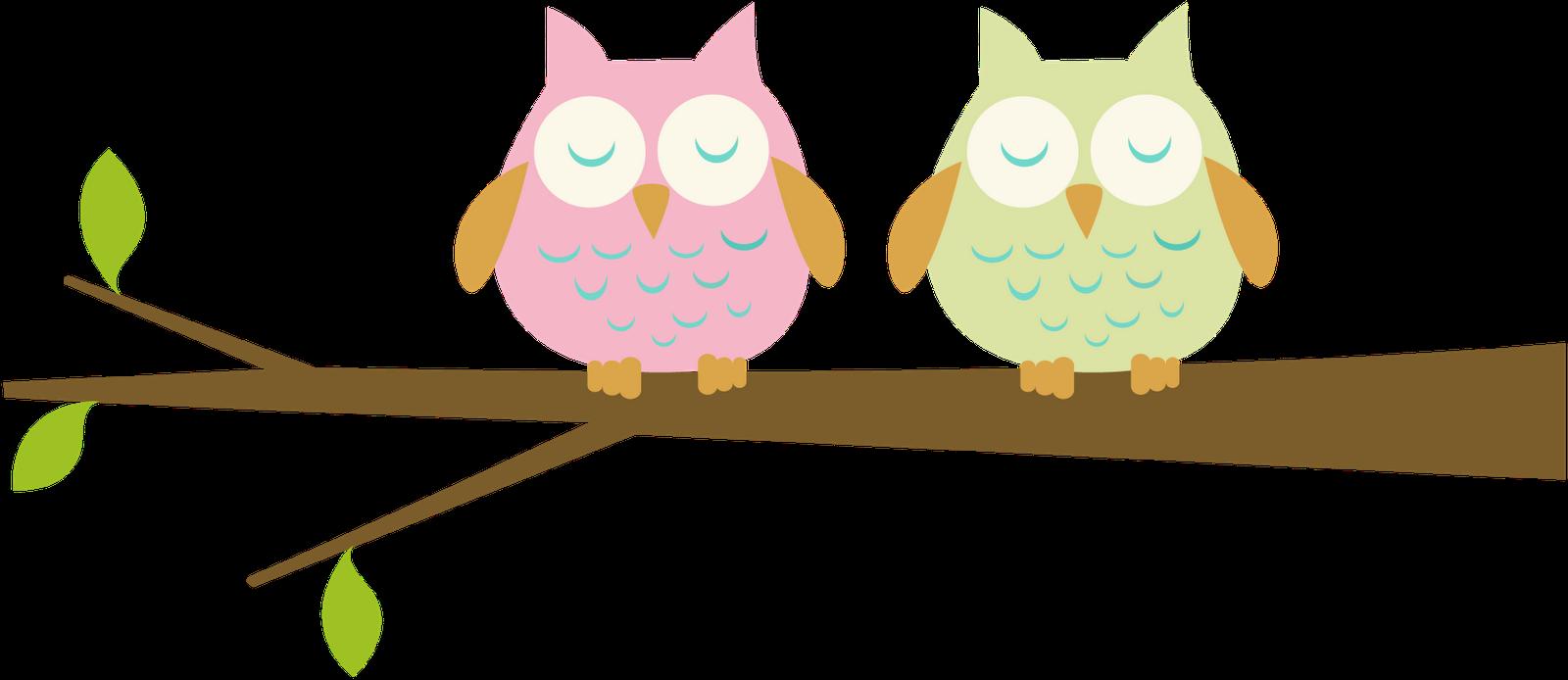 1600x694 Baby Owls Clip Art