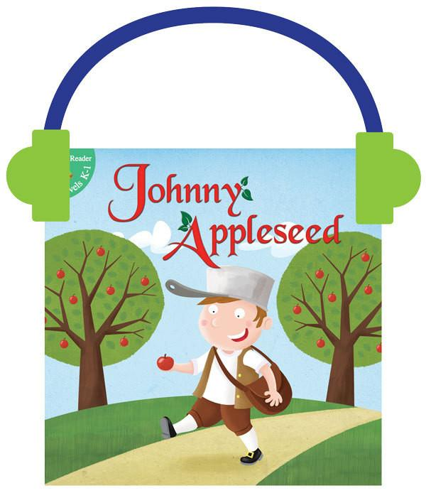 600x694 Johnny Appleseed (Audio File) Rourke