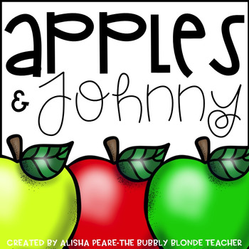 350x350 Johnny Appleseed Worksheets Teaching Resources Teachers Pay Teachers