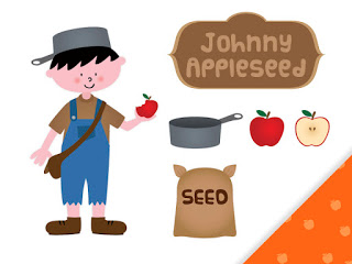 320x240 Johnny Appleseed For Bilingual Learners