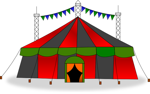 600x376 Circus Clipart Free Clipart Images 5 Image
