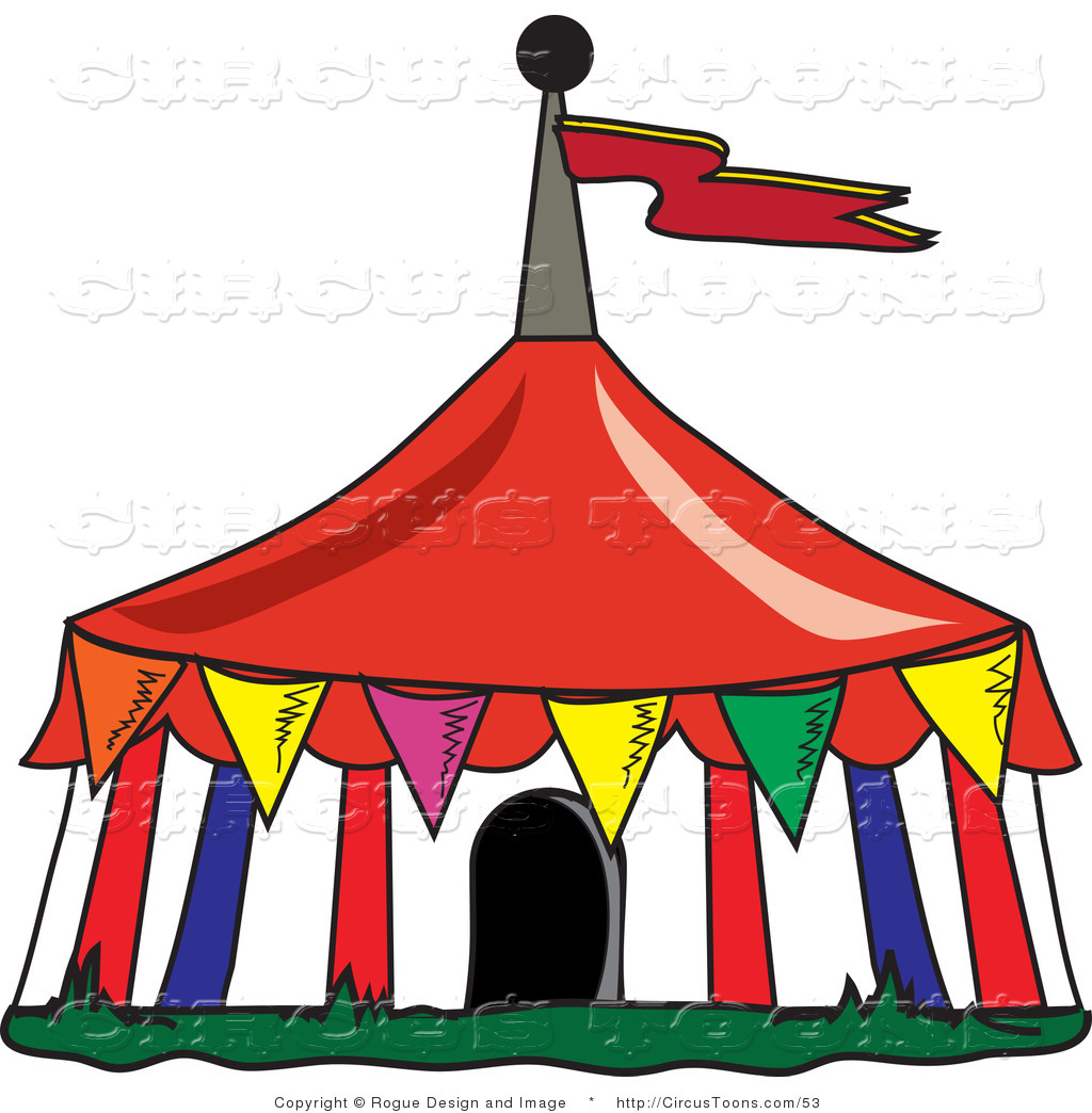 1024x1044 Circus Clipart Tent