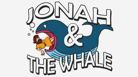 Jonah And The Whale Clipart