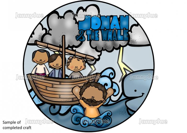 780x553 Jonah And The Whale Circle Scene Craft