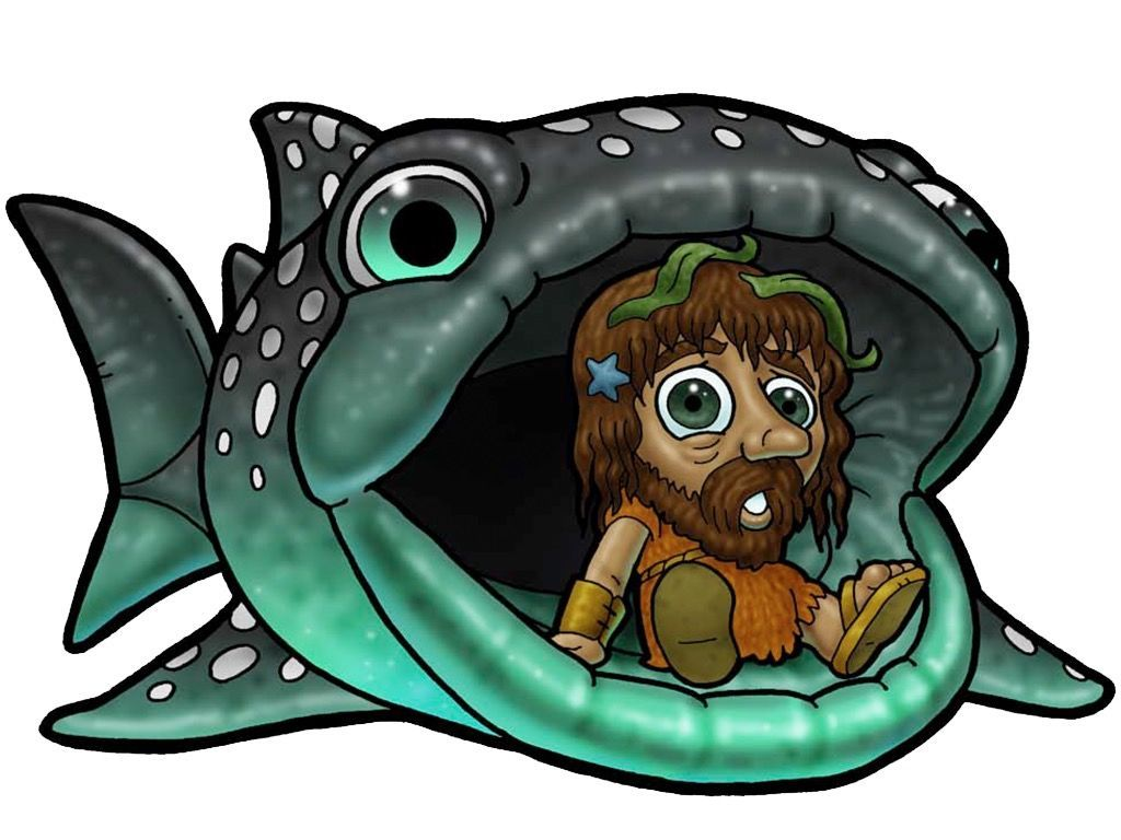 1024x768 Lots Of Free Bible Clipart Even Includes Jonah And The Great Fish