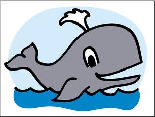 304x229 Whale Clipart Basic