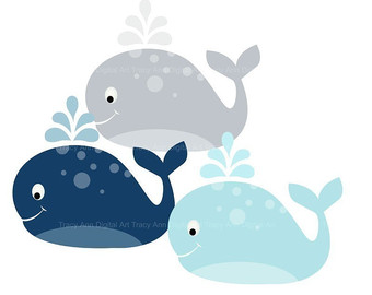 340x270 Free Baby Whale Clipart