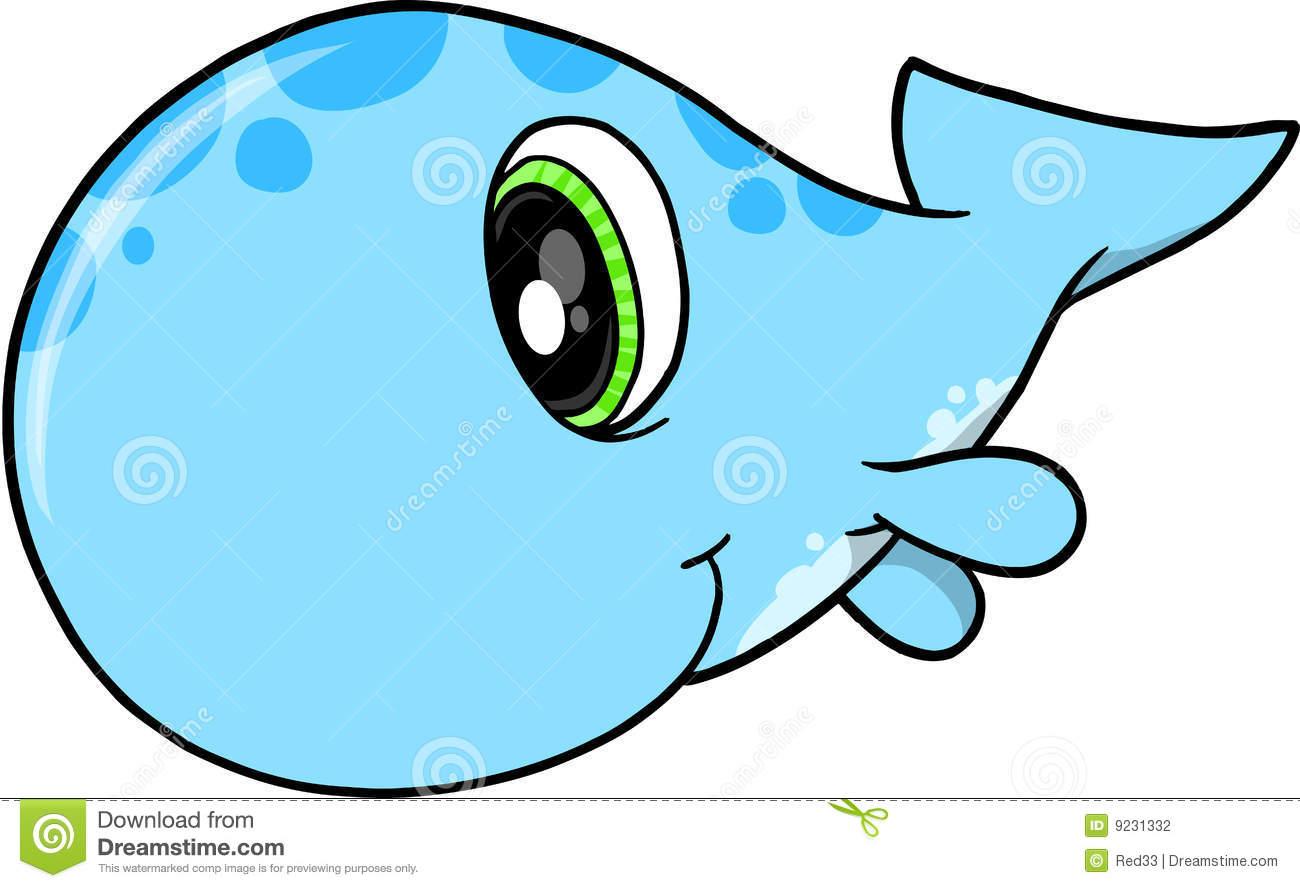 1300x888 Cute Whale Clipart