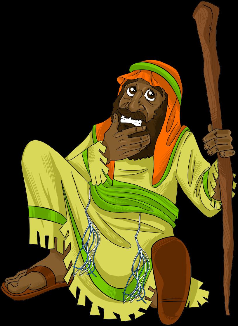 815x1115 The Prophet Jonah. Church Bible Stories, School