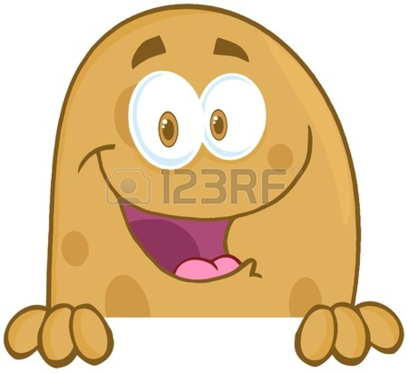 1350x1233 Top 71 Potato Clip Art