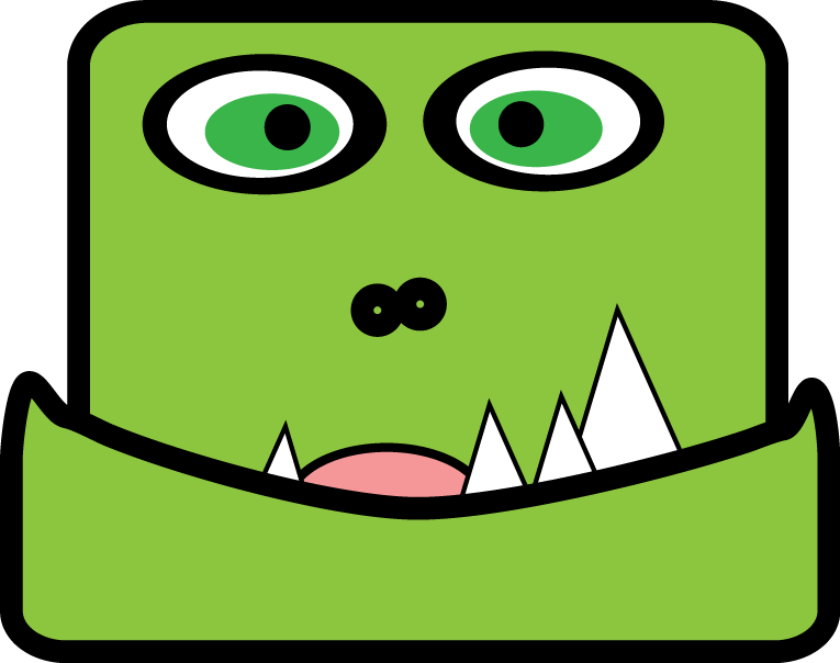 765x604 Monsters Clip Art