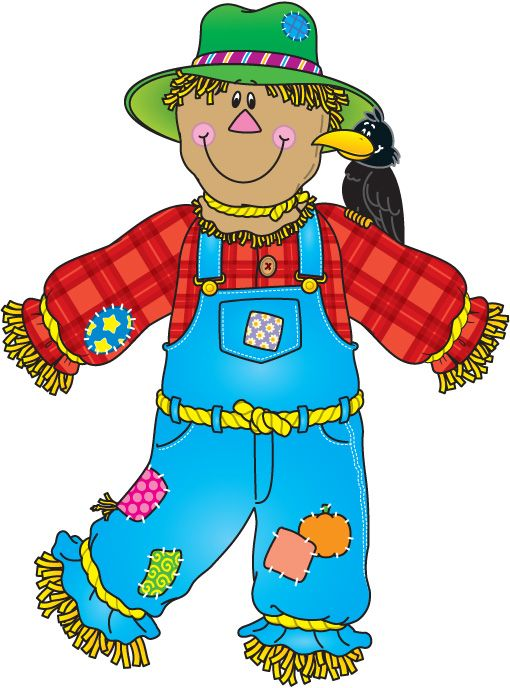 510x688 Scarecrow Clip Art Printable Free Clipart Images Image