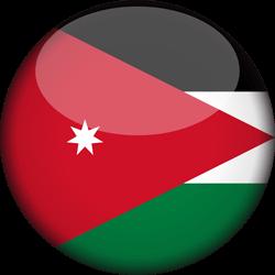 250x250 Jordan Flag Clipart