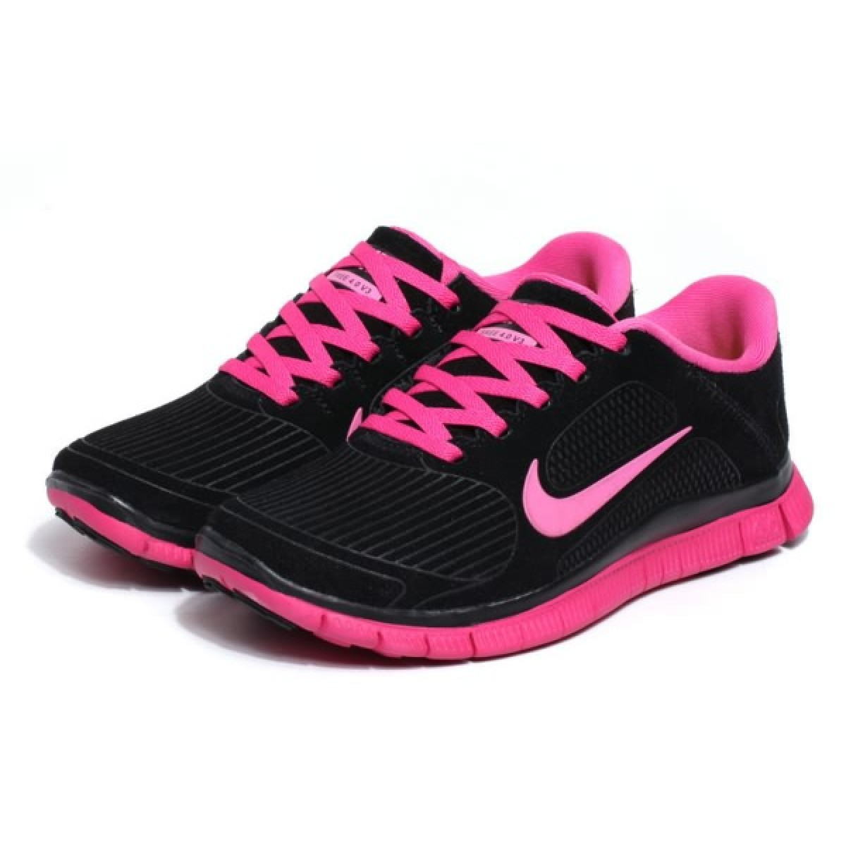 1200x1200 Pink Running Shoes Clipart