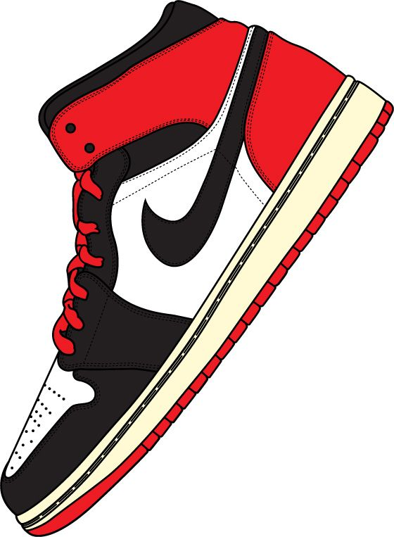 560x763 Sneakers Clipart Nike Air