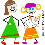 180x179 Mary And Joseph Stock Illustration Images. 1,931 Mary And Joseph