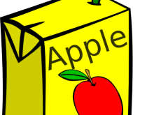 220x165 Juice Box Clip Art 358ra Apple Juice Box Clipart Images Vector