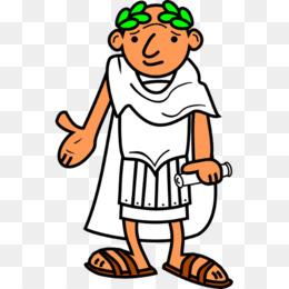 260x260 Roman Empire Roman Emperor Drawing Clip Art