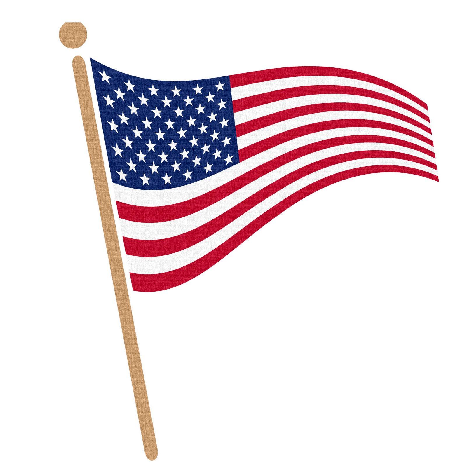 1600x1600 American Flag Clipart Transparent Png