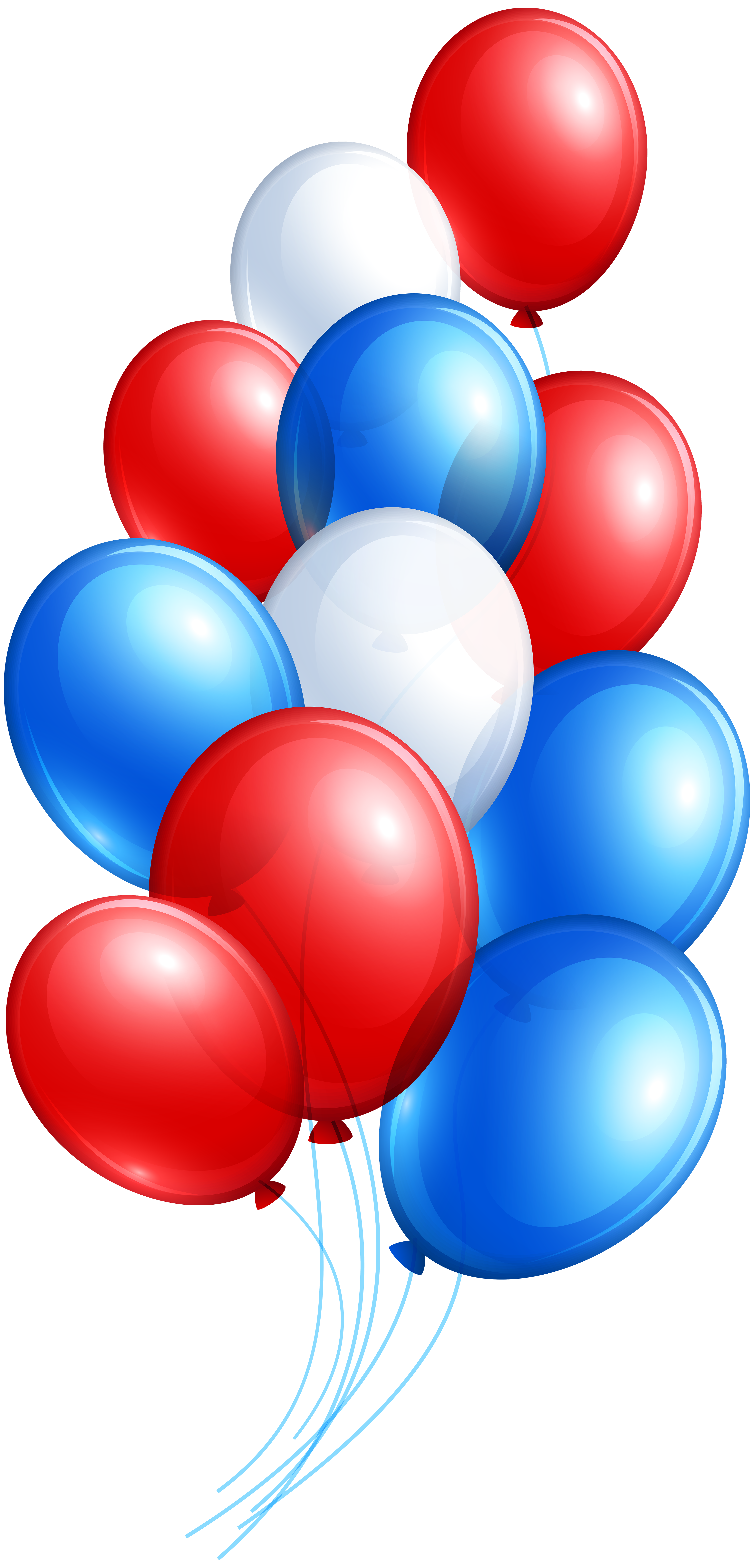 3848x8000 4th July Balloon Bunch Png Clip Art Imageu200b Gallery Yopriceville