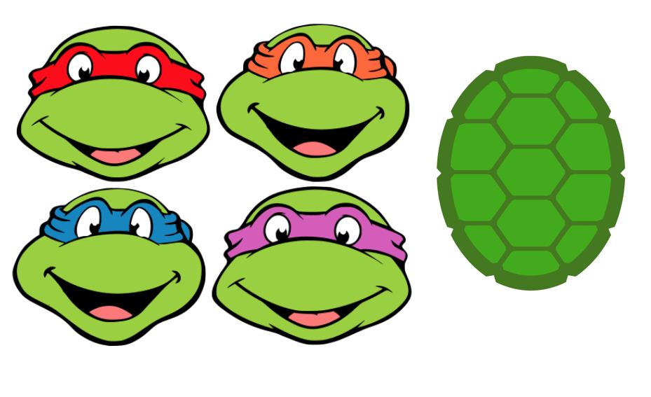 929x567 Shell Clipart Ninja Turtle