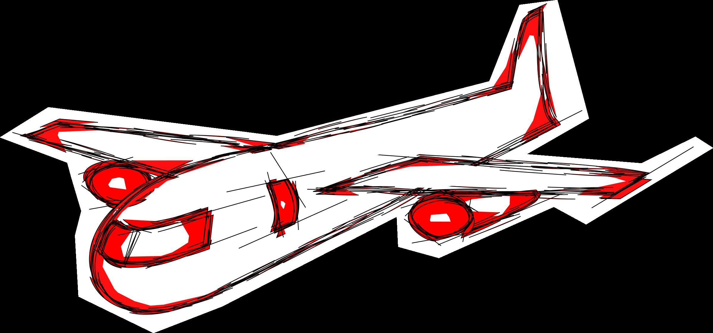 2400x1121 Clip Art Jet Plane Clip Art