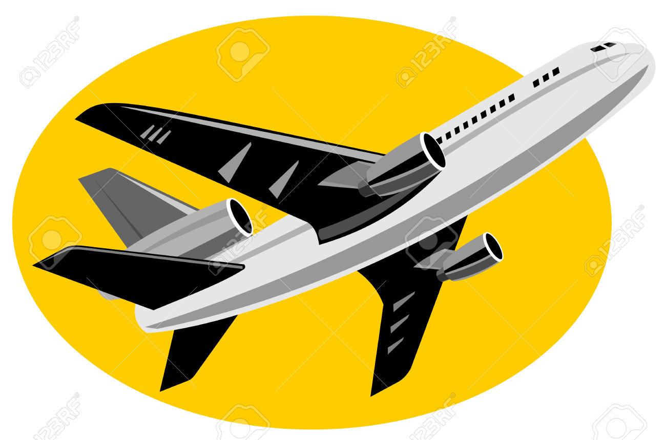 1300x858 Supersonic Aircraft Clipart