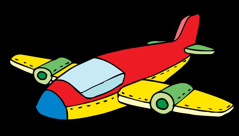 770x440 Aircraft Clipart Jet