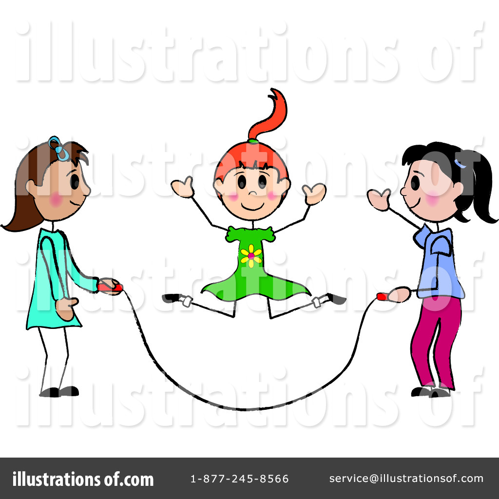 1024x1024 Jump Rope Clipart