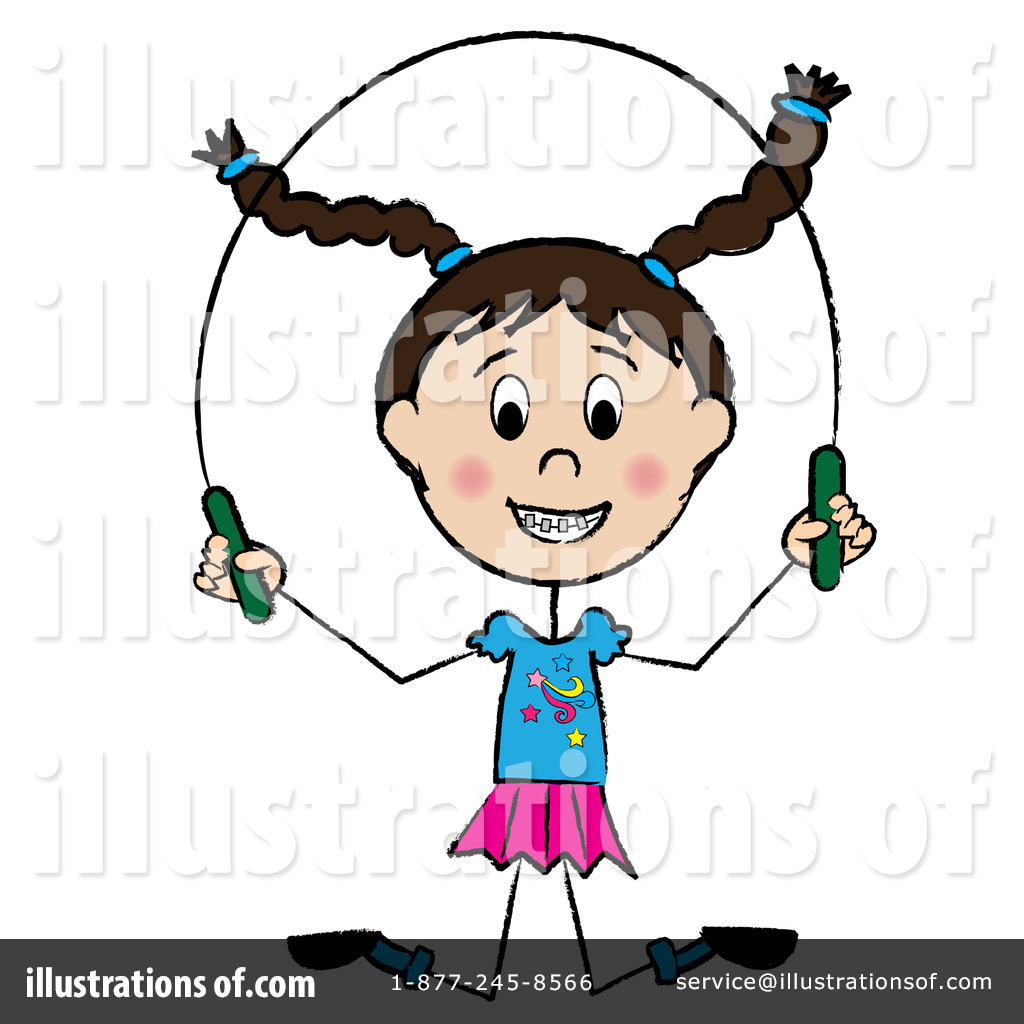 1024x1024 Jumping Rope Clipart