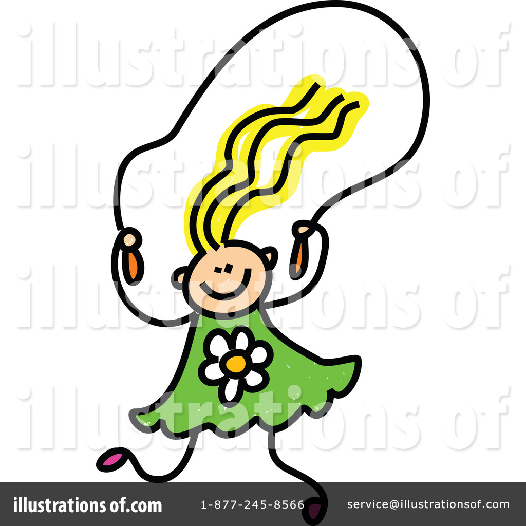 1024x1024 Jumprope Clipart