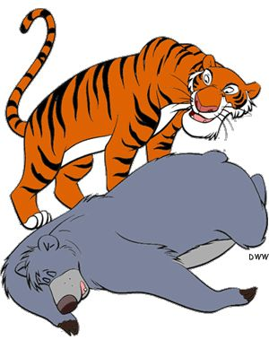 Jungle Book Clipart