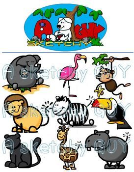 273x350 Jungle Clip Art Homeschool
