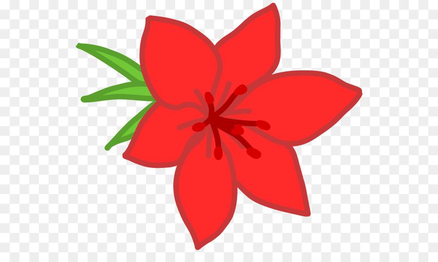 900x540 Jungle Flower Tropical Rainforest Clip Art