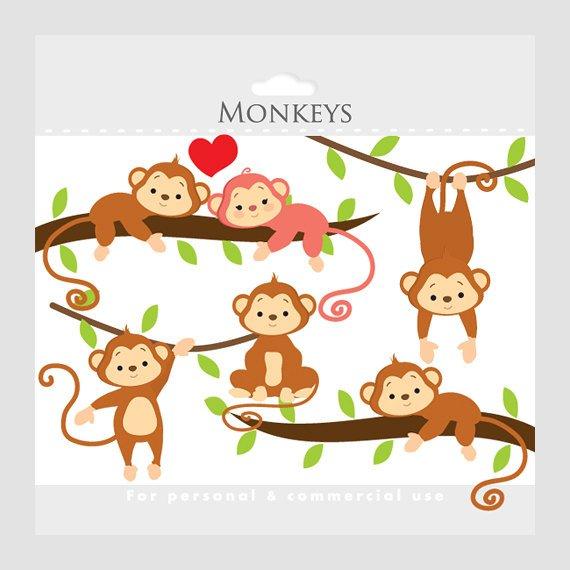570x570 Monkey Clipart