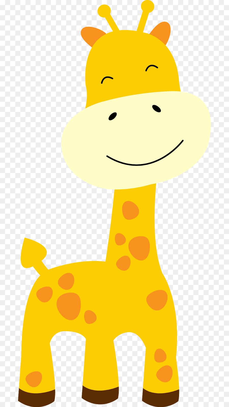 900x1600 Baby Giraffes Clip Art