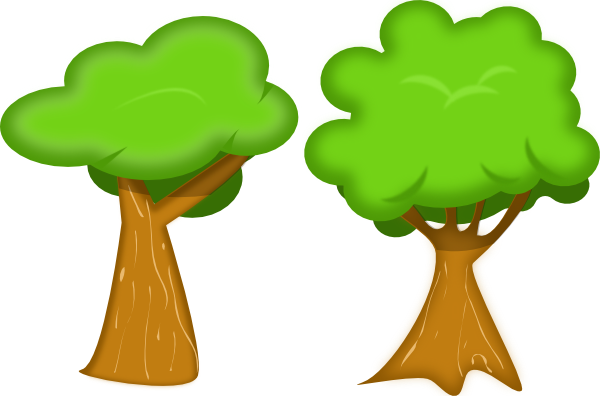 600x396 Trees Clipart Amp Trees Clip Art Images