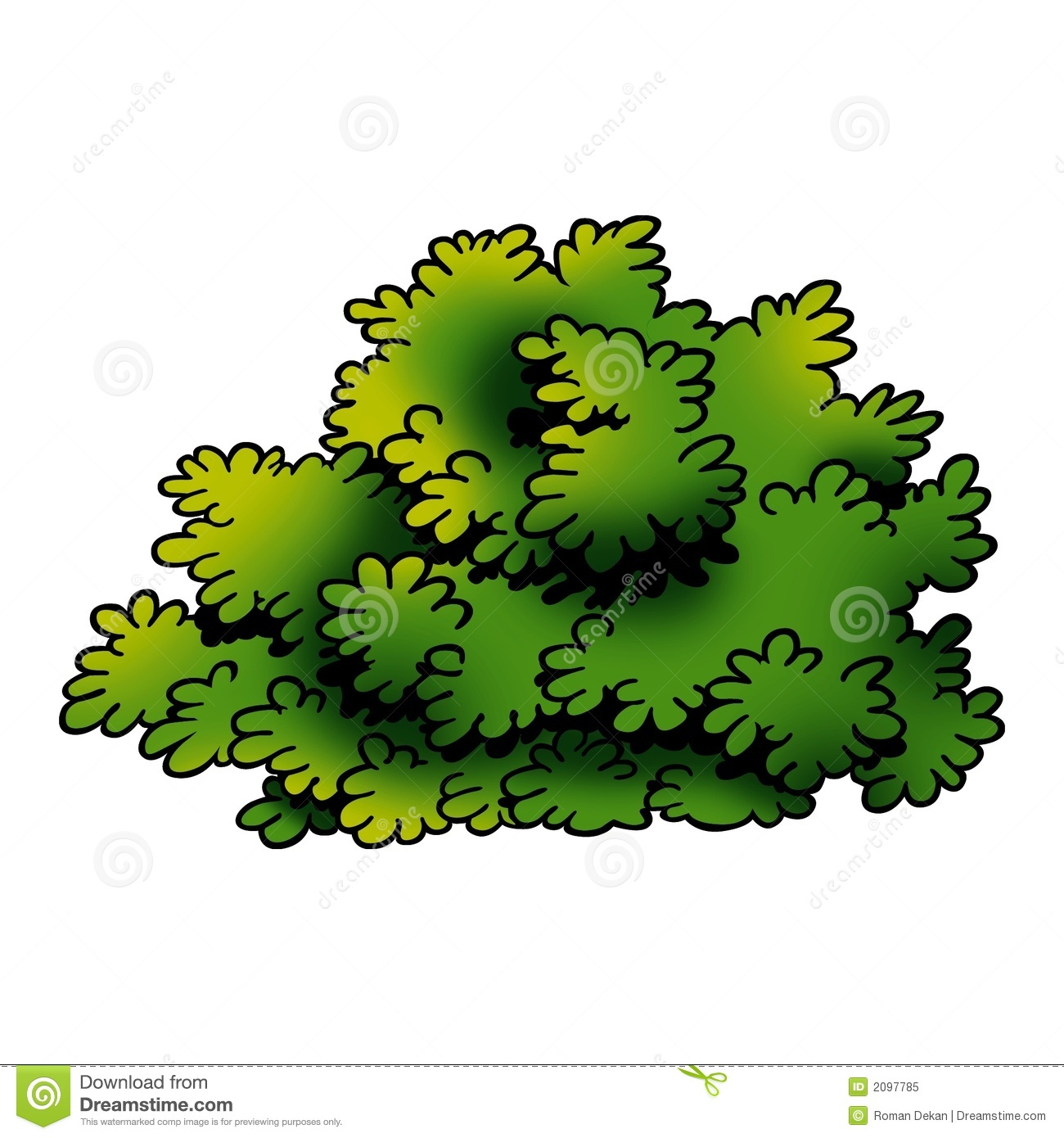 1300x1390 Hd Images Of Bushes Clipart