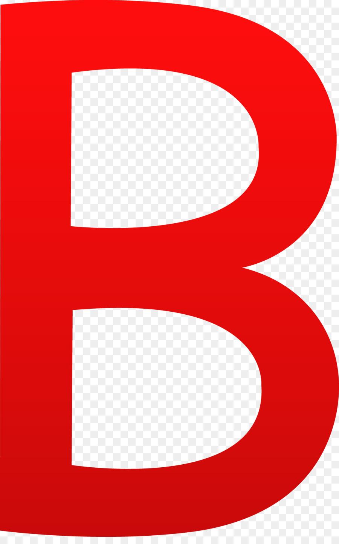 900x1440 B Letter Clip Art