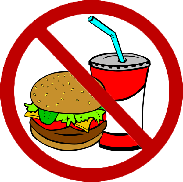 Junk Food Clipart