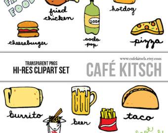 340x270 Food Clip Art
