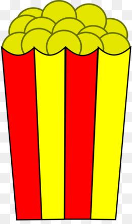 260x440 Free Download Popcorn Junk Food Clip Art