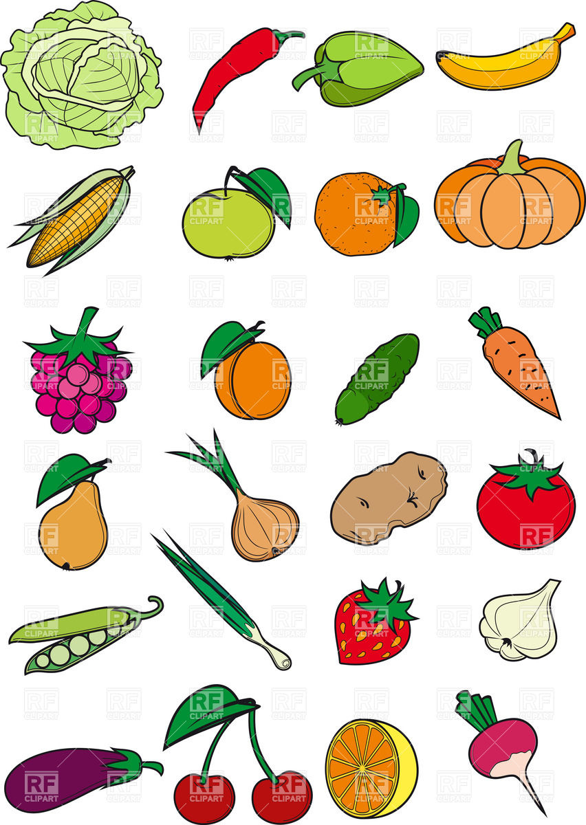852x1200 Clipart Of Healthy Food Healthy Food Vs Junk Food Clipart 9