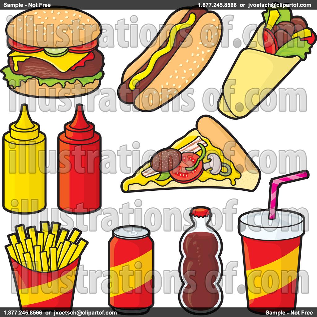 1024x1024 Clip Art Fast Food Clip Art